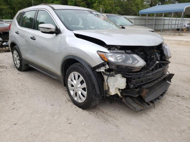 Vehiculos salvage en venta de Copart Midway, FL: 2018 Nissan Rogue S