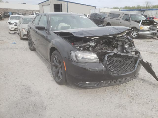 Salvage cars for sale from Copart Hueytown, AL: 2021 Chrysler 300 S