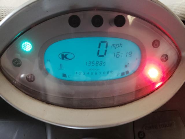 2004 KYMCO USA INC GRAND VIST - Engine View