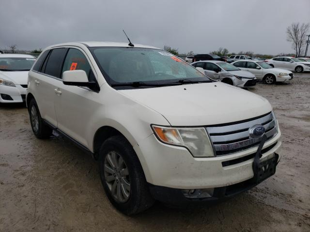 Salvage 2008 FORD EDGE - Small image. Lot 39030071
