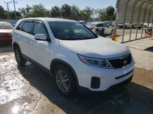 KIA Sorento salvage cars for sale: 2014 KIA Sorento