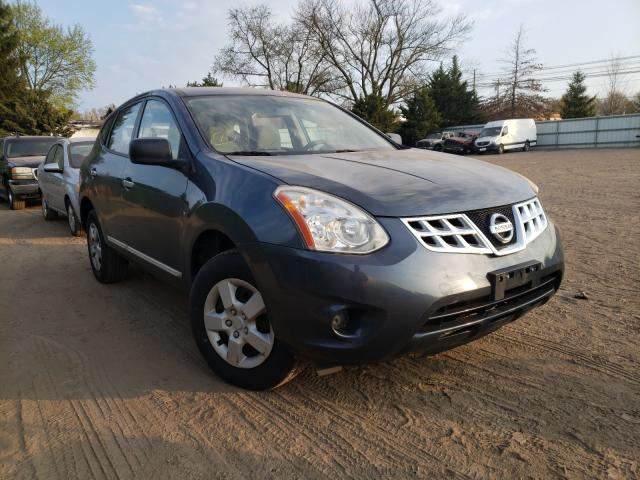 Salvage cars for sale from Copart Finksburg, MD: 2013 Nissan Rogue S