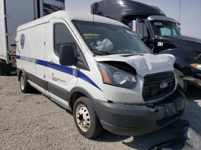 Salvage 2016 FORD TRANSIT CO - Small image. Lot 38827701