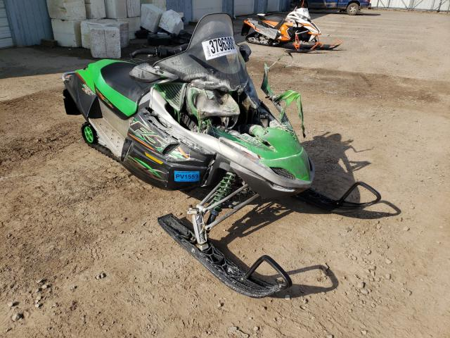 Salvage cars for sale from Copart Davison, MI: 2007 Arctic Cat F5