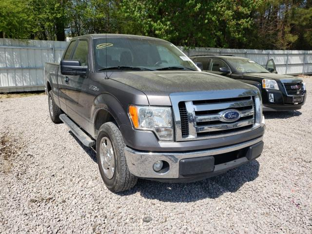Salvage cars for sale from Copart Knightdale, NC: 2011 Ford F150 Super