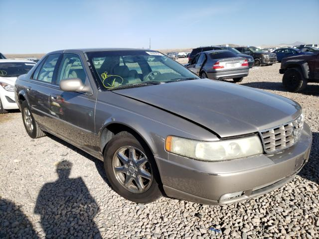 Cadillac salvage cars for sale: 2002 Cadillac Seville SL