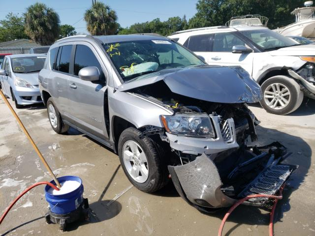 Jeep Compass salvage cars for sale: 2017 Jeep Compass