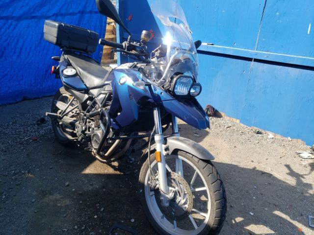 BMW salvage cars for sale: 2011 BMW F650 GS