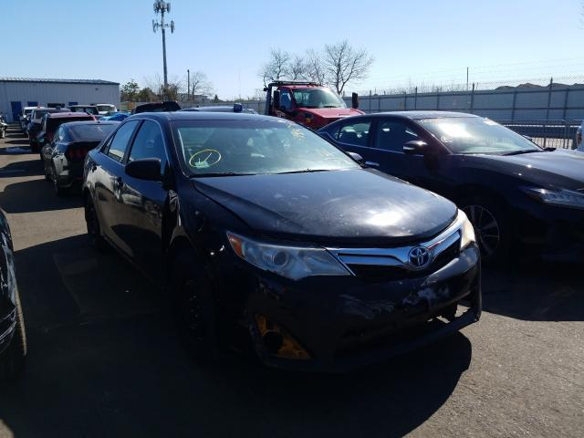 Salvage cars for sale from Copart Brookhaven, NY: 2014 Toyota Camry Hybrid