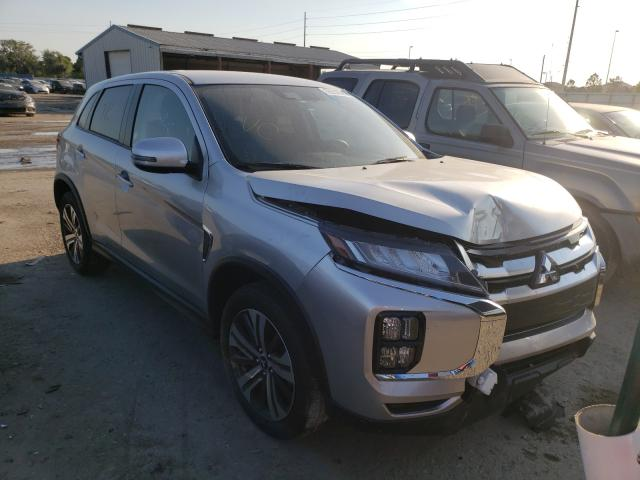 Salvage cars for sale from Copart Riverview, FL: 2020 Mitsubishi Outlander