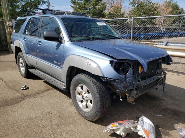 Vehiculos salvage en venta de Copart Denver, CO: 2003 Toyota 4runner SR