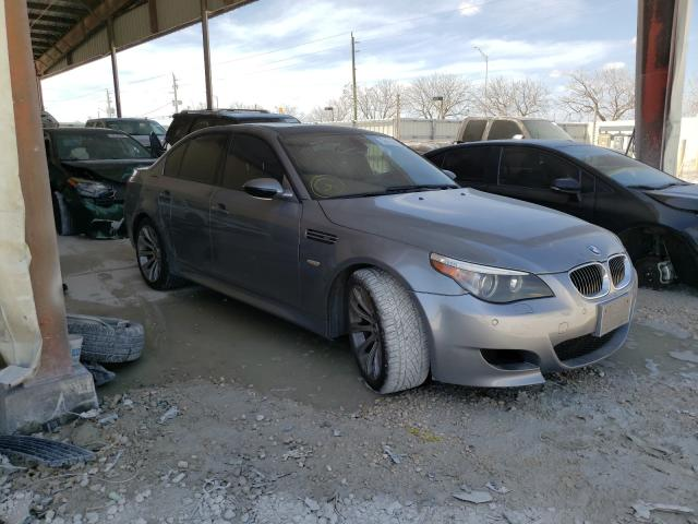 Salvage cars for sale from Copart Homestead, FL: 2007 BMW M5