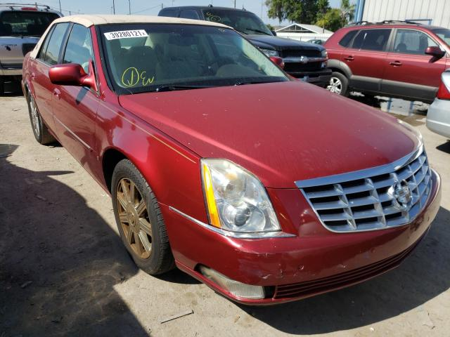 2008 Cadillac DTS for sale in Riverview, FL