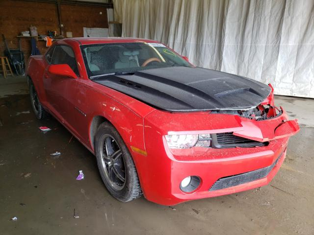 Salvage cars for sale from Copart Grantville, PA: 2010 Chevrolet Camaro LS