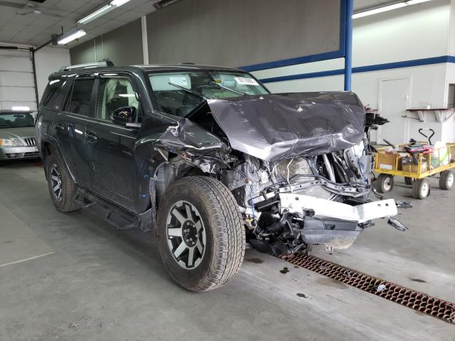 Salvage cars for sale from Copart Pasco, WA: 2019 Toyota 4runner SR