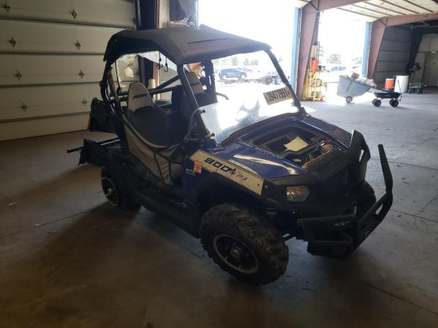 Salvage cars for sale from Copart Denver, CO: 2012 Polaris Ranger RZR