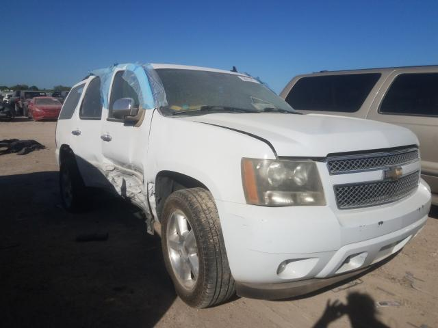 Salvage cars for sale from Copart Temple, TX: 2008 Chevrolet Tahoe K150