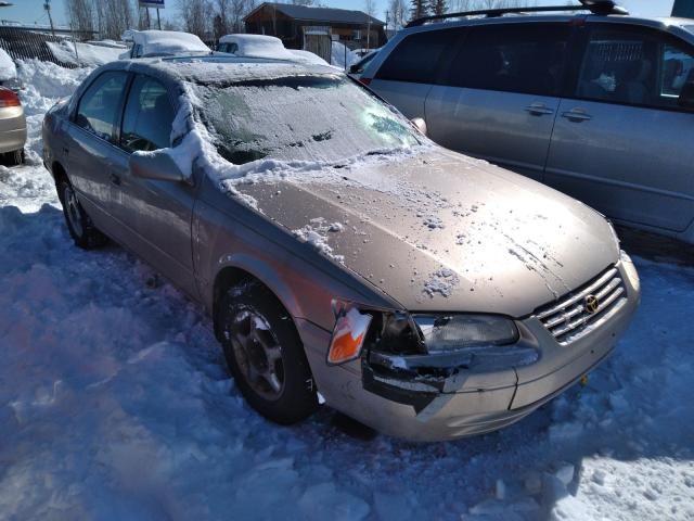 Salvage cars for sale from Copart Anchorage, AK: 1998 Toyota Camry CE