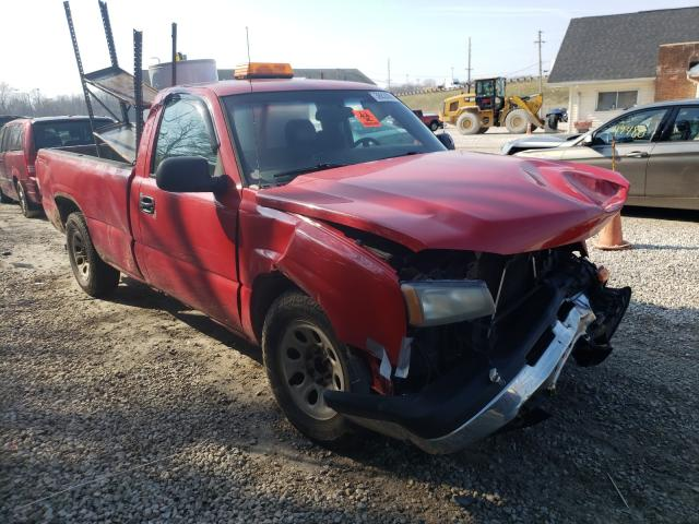 Salvage cars for sale from Copart Northfield, OH: 2006 Chevrolet Silverado