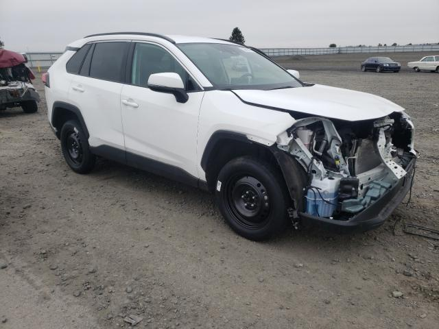 Vehiculos salvage en venta de Copart Airway Heights, WA: 2021 Toyota Rav4 LE