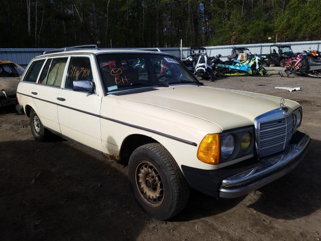 1984 Mercedes-Benz 300 TDT for sale in Lyman, ME