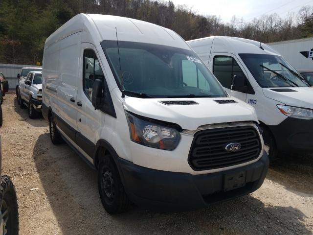 Salvage cars for sale from Copart Hurricane, WV: 2015 Ford Transit T