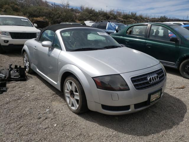 Salvage cars for sale from Copart Reno, NV: 2003 Audi TT