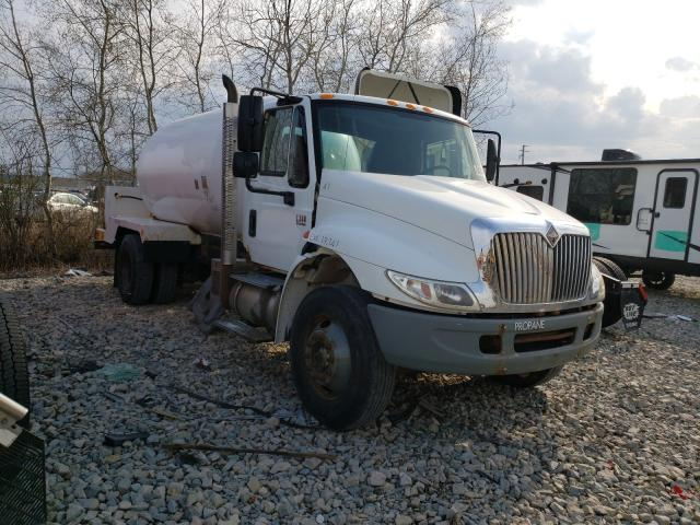 Salvage cars for sale from Copart Appleton, WI: 2003 International 4000 4300