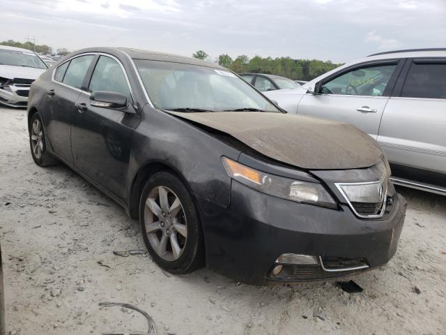 Acura TL salvage cars for sale: 2012 Acura TL