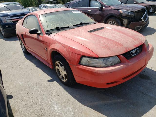Salvage cars for sale from Copart Savannah, GA: 2000 Ford Mustang
