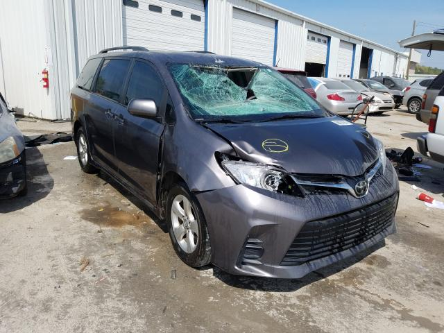 2018 Toyota Sienna LE for sale in Montgomery, AL