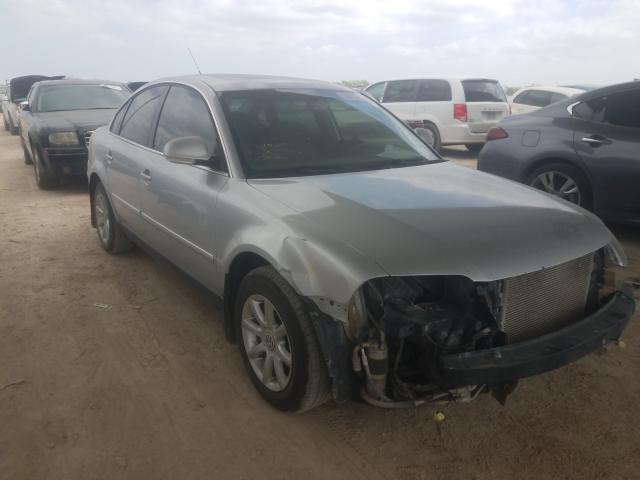Salvage cars for sale from Copart Temple, TX: 2004 Volkswagen Passat GLS