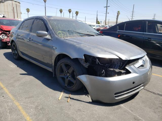 Salvage cars for sale from Copart Wilmington, CA: 2005 Acura TL