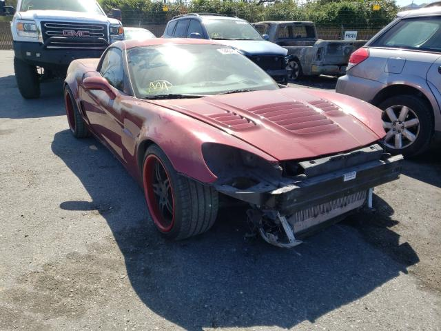 Salvage cars for sale from Copart San Martin, CA: 2007 Chevrolet Corvette