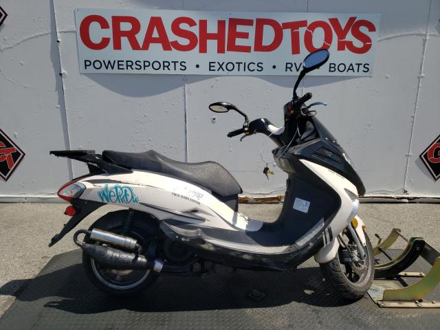 Salvage cars for sale from Copart Van Nuys, CA: 2012 Zongshen Scooter