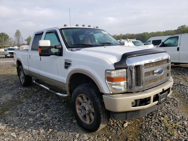 Salvage cars for sale from Copart Spartanburg, SC: 2008 Ford F250 Super