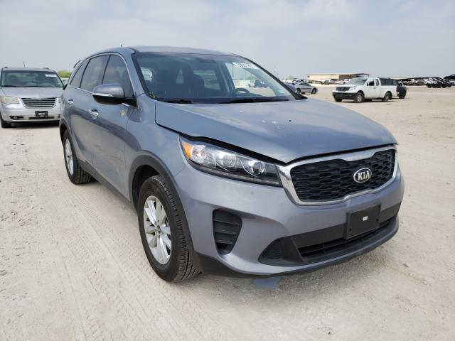 KIA Sorento salvage cars for sale: 2020 KIA Sorento