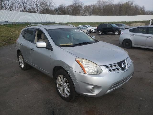 Nissan Rogue salvage cars for sale: 2013 Nissan Rogue