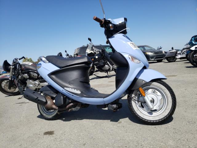 Genuine Scooter Co. salvage cars for sale: 2013 Genuine Scooter Co. Buddy 170I