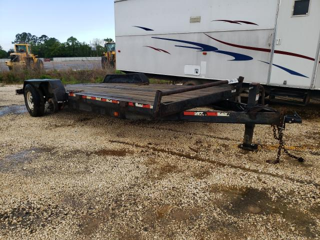 Salvage trucks for sale at Theodore, AL auction: 2015 Other Trailer