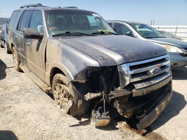 Ford Expedition salvage cars for sale: 2012 Ford Expedition