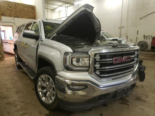 GMC Sierra salvage cars for sale: 2017 GMC Sierra