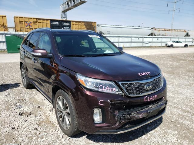 2015 KIA Sorento SX for sale in Columbus, OH