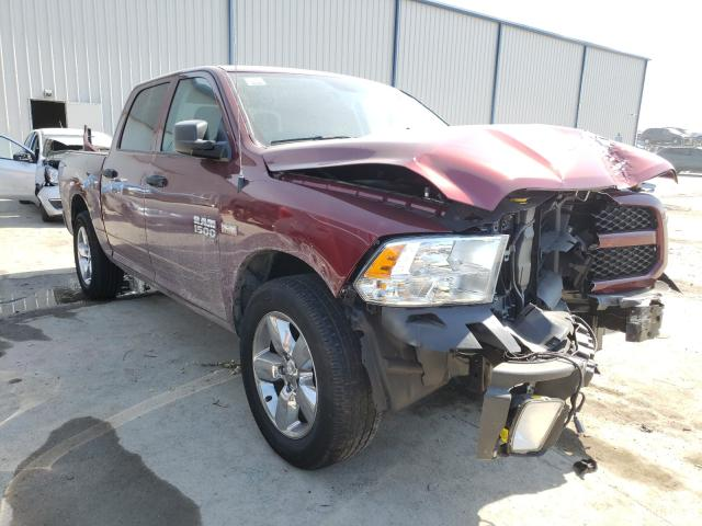 Salvage cars for sale from Copart Apopka, FL: 2019 Dodge RAM 1500 Class