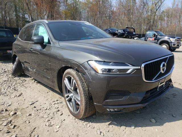Volvo salvage cars for sale: 2021 Volvo XC60 T6 MO
