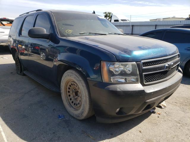 Salvage cars for sale from Copart Bakersfield, CA: 2007 Chevrolet Tahoe C150
