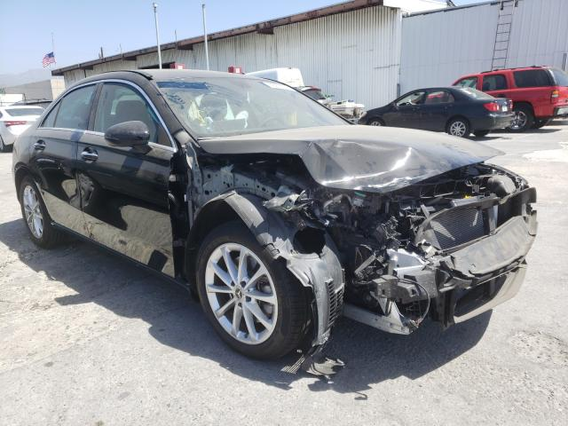 Mercedes-Benz A 220 salvage cars for sale: 2020 Mercedes-Benz A 220