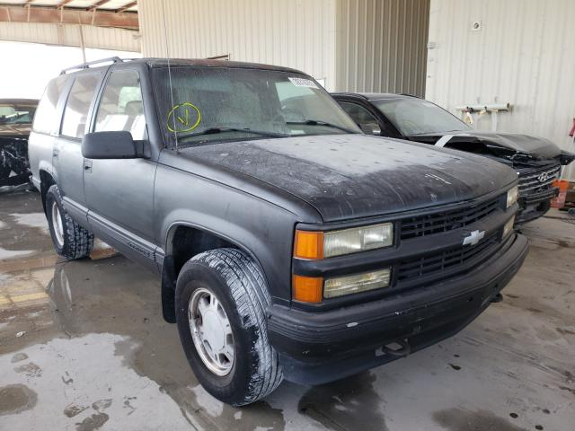 Salvage cars for sale from Copart Homestead, FL: 1999 Chevrolet Tahoe K150