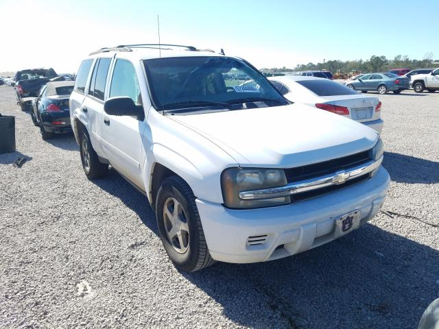 Salvage cars for sale from Copart Eight Mile, AL: 2006 Chevrolet Trailblazer