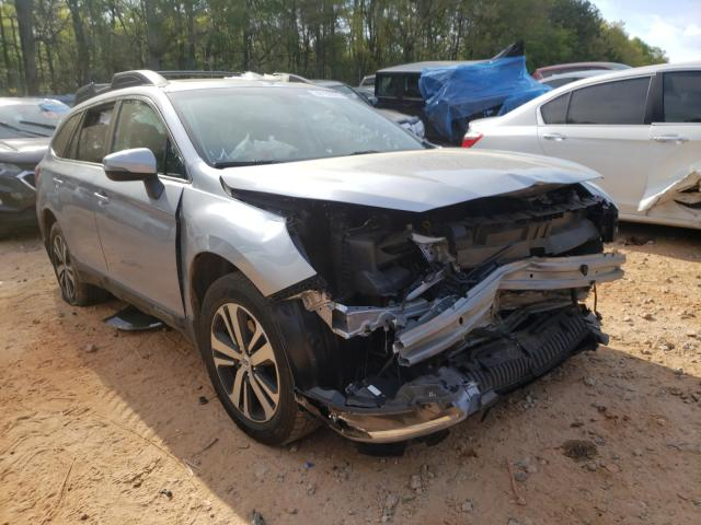 Salvage cars for sale from Copart Austell, GA: 2018 Subaru Outback 2